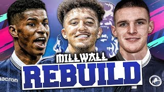 REBUILDING MILLWALL!!! FIFA 19 Career Mode