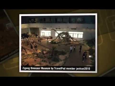 Zigong Dinosaur Museum - Zigong, Sichuan, China