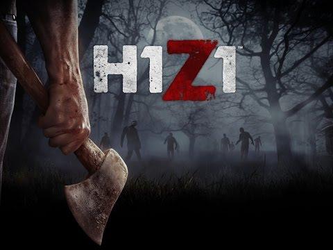 H1Z1#2 auf zur radioaktiv verseuchten Höhle