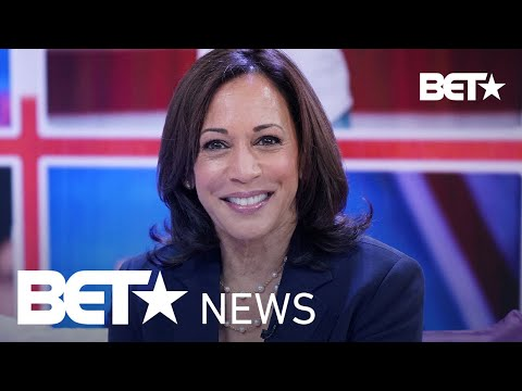 Kamala Harris' Powerful Journey As The First-Ever Black, South Asian Woman Vice President | BET News