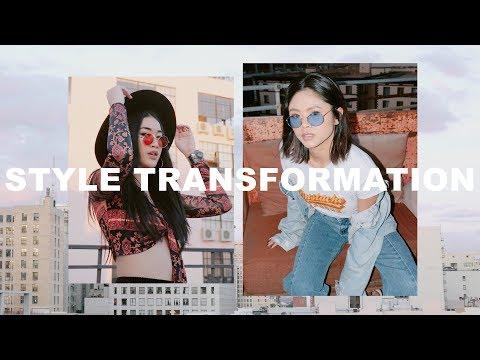 CLOSET STEAL Ep. 1: Boho Outfits ft. Lynette Cenée