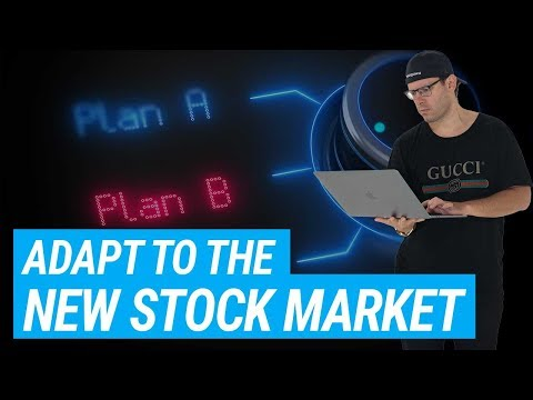 How To Adapt To The Stock Market