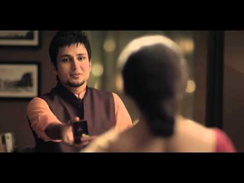 Amol Parashar with Tanvi Azmi in Tanishq TVC
