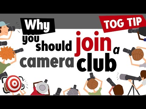 You should join a Camera Club or Photography Meetup Group to help improve your photography skills