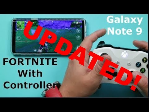 How To Play FORTNITE With ANY Controller On Samsung [UPDATED]