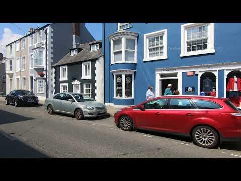 Beaumaris High Street, Anglesey - North Wales