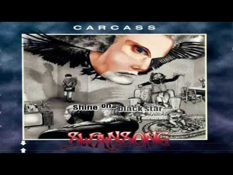 Black Star + Lyrics [Carcass]