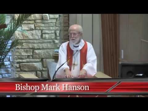Bishop Mark Hanson's Sermon at Bishop Delzer's Installation