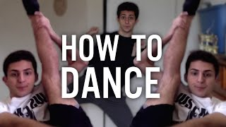 HOW TO DANCE LIKE THE BADDEST BITCH