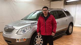 2011 Buick Enclave CXL-2 AWD NAVIGATION MOONROOF REAR CAM #Carvision