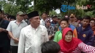 Download Video Edy Rahmayadi Pantau Lokasi Banjir Terparah, Air hingga Atap Rumah Penduduk MP3 3GP MP4