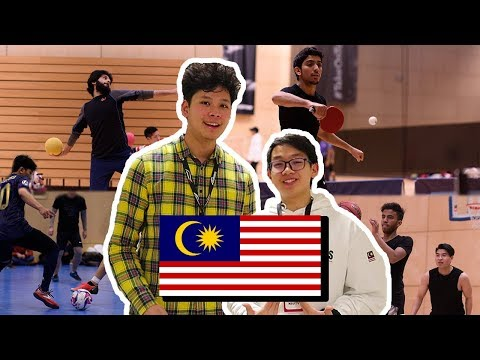 Malaysian Society Sports Tournament | NSU/TV