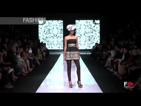 SEBASTIAN GUNAWAN Jakarta Fashion Week 2013 by Fashion Channel