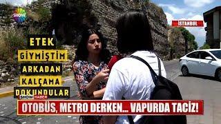 Otobüs, Metro Derken... Vapurda Taciz!
