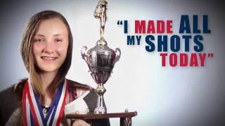 Reagan Ponzer Hoop Shoot Intro