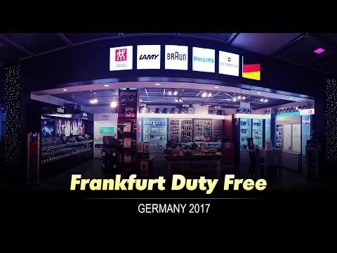 Frankfurt Duty Free !!!!!!