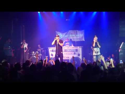 #Classified live at The Oshawa Music Hall Saturday September 10th 2016 part 1