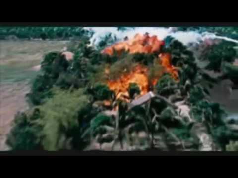 rare unreleased video of US crimes in vietnam