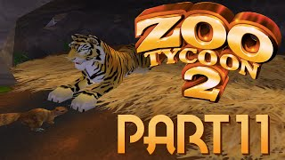 Zoo Tycoon 2 - Part 11 - HELICOPTER CRASH