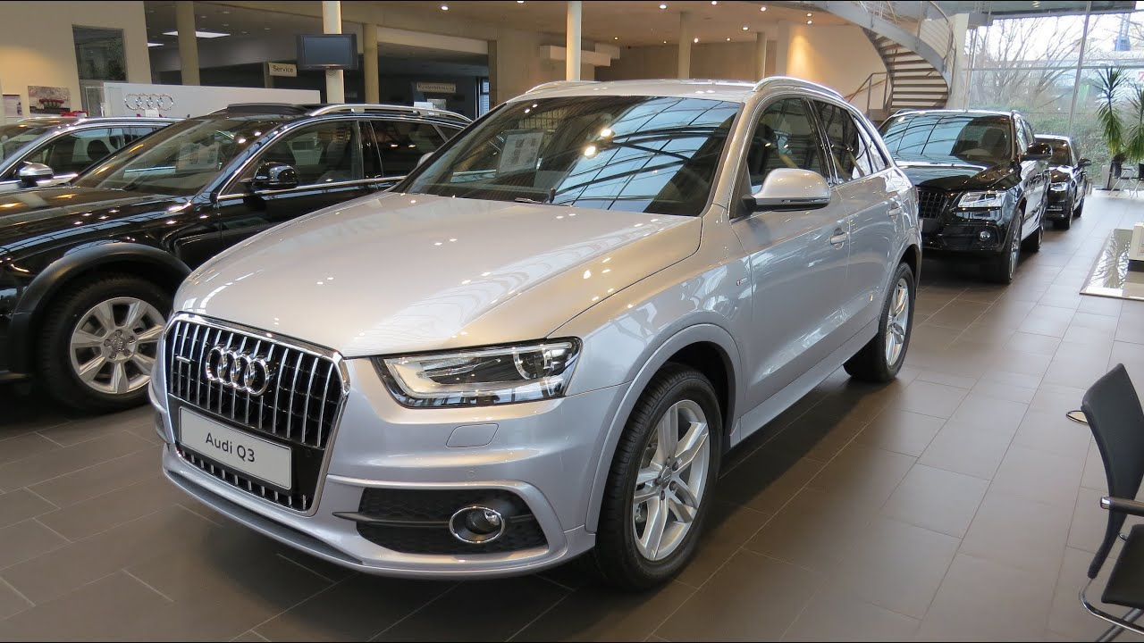 2015 audi q3 2 0 tfsi quattro s tronic youtube. Black Bedroom Furniture Sets. Home Design Ideas