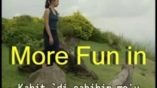 Tutulungan kita with lyrics HD