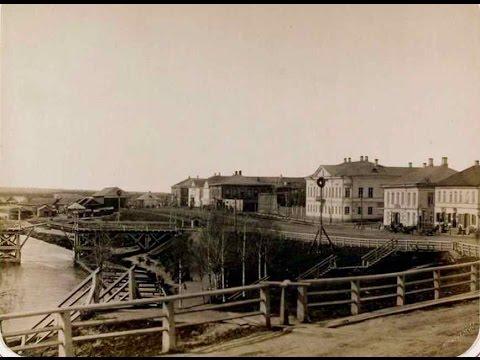 видео: Вытегра / vytegra in 1884