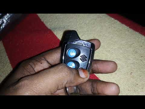 Hidden feature of maruti suzuki alto 800 nippon central locking system