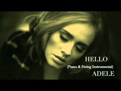 Hello (Instrumental) - Adele