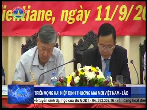 Laos National Television 18h - Ngay 14.09.2015