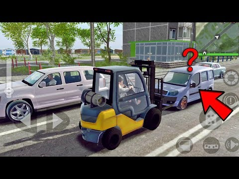 MadOut CarParking Fun Action Open World Game - Android gameplay