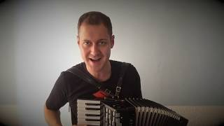 Господа Офицеры - Accordeon cover