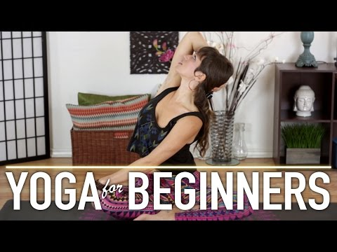 Yoga For Complete Beginners - Getting Into the Upper Body. Day 2 of 4. streaming vf
