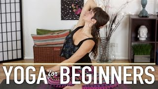 Yoga For Complete Beginners - Getting Into the Upper Body. Day 2 of 4.