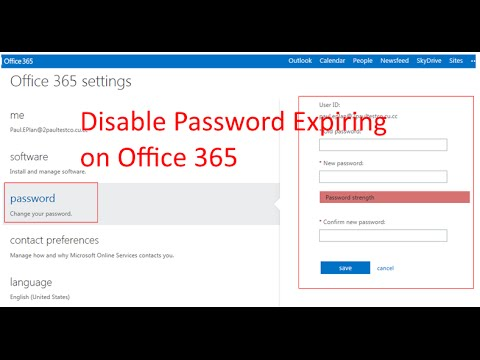 how to find out when your office 365 expires