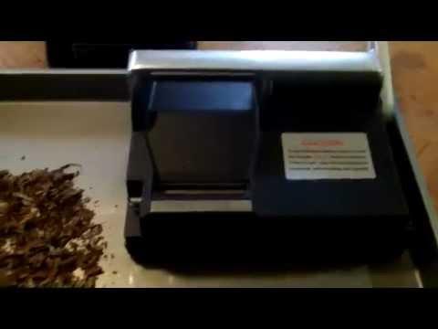 powermatic 2 electric cigarette injector machine repair