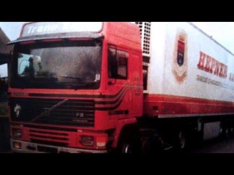TRUCK FLEET VIDEOS/LES VIEUX CAMIONS FRIGORIFIQUE FRANCE NO 3