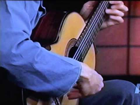 JOHN WILLIAMS - CLASSICAL GUITARIST - MALINKE GUITARS