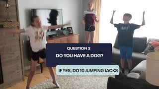 Jump Rope Burst / Boum BOKS De La Corde à Sauter