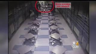 Inmates Attack Officers At State Prison Souza Baranowski maximum-security