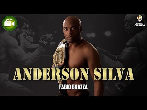 Anderson Silva (Música e Webclipe) - Fabio Brazza (prod. Lua Lafaiette)