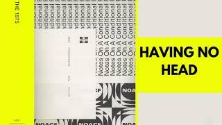 🎧 THE 1975  - Having No Head
