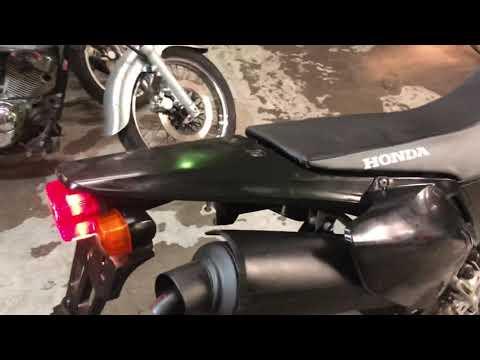 Обзор на мотоцикл Honda XR230 из Японии без пробега по РФ