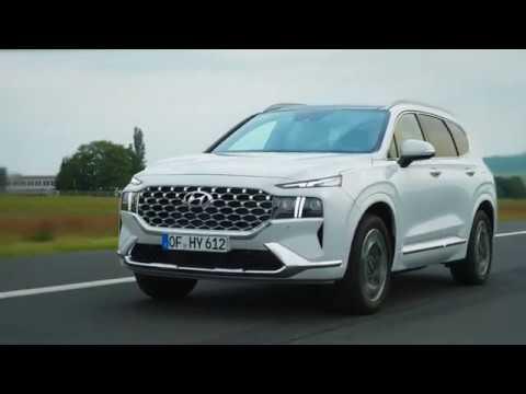 Hyundai Santa Fe 2020 – met hybride-aandrijflijn