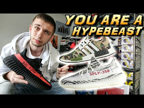 TOP 10 SNEAKERS THAT ONLY HYPBEASTS WEAR IN THEIR SNEAKER COLLECTION