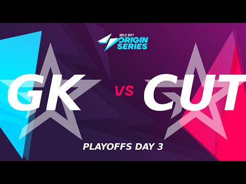 WR:OS August Cup Finals Day 3 GK vs CUT - Group C