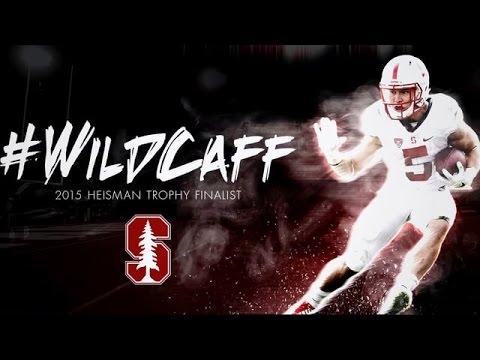 The Best Player in America ||Christian McCaffrey|| Stanford Heisman Hopeful - Highlights ᴴᴰ
