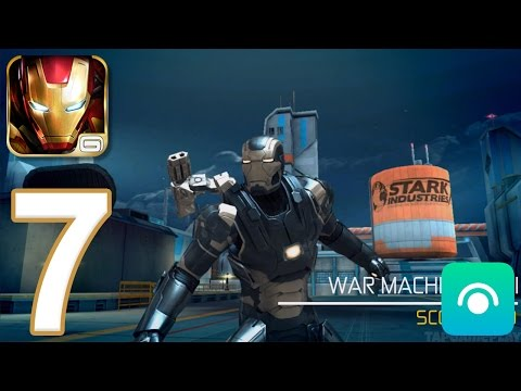 Iron Man 3: The Official Game - Gameplay Walkthrough Part 7 - LIVING LASER! (iOS, Android) from YouTube · Duration:  19 minutes 48 seconds