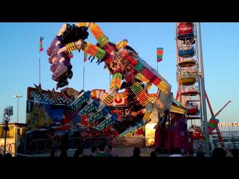 Wonder Shows - SPINOUT - RONA Family Carnival - May 14, 2011