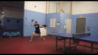 Rachel Yang - Defensive Specialist - Drill #1