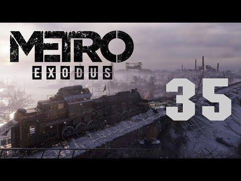 Метро Исход / Metro Exodus - Прохождение игры - Тайга ч.3 - Лагерь пиратов [#35] | PC